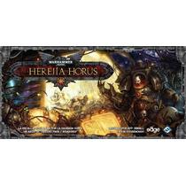 La Herejia De Horus Warhammer Juego De Mesa En Español