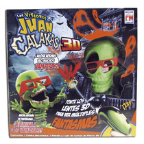 Juego Las Visiones De Juan Calakas 3d Next Point Original
