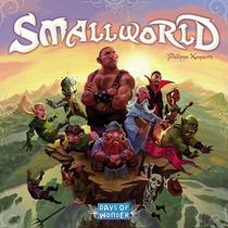 Small World Juego De Mesa En Español!