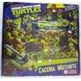 Juego Tortugas Ninja Caseria Mutante Zap 13005