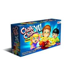Chak Chak Ya Bingo Juego De Bingo Toptoys Con Lanza Ficha