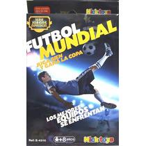 Futbol Mundial Juega Con Los Mejores Equipos Del Mundo +8