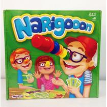 Narigoon, Un Juego De Habilidad, Juego De Mesa De Toyco