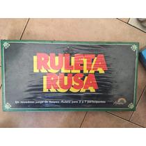 Ruleta Rusa- Juego De Naipez-azar.
