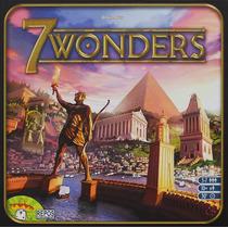 7 Wonders Las 7 Maravillas Juego De Mesa En Español!