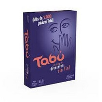 Taboo Juego Hasbro Xml 14017