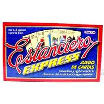El Estanciero Express Juego De Cartas Similar Al Tradicional