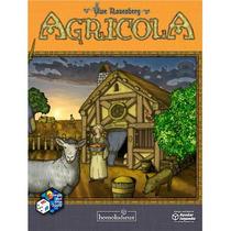 Agricola! Juego De Mesa Recursos En Español!
