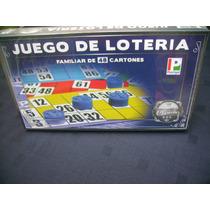 Juego De Loterïa Para Toda La Familia.