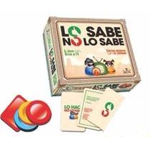 Juego Lo Sabe No Lo Sabe Original De Gato Garabato Tv Filsur