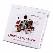 Juego Mesa Carrera De Mente Platinum - Jugueteria Aplausos