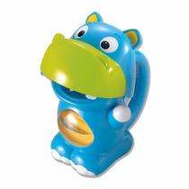 Burbujero A Pilas Bubble Animals Hipopotamo Con Aza Facil