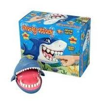 Sharky Attack Juego De Mesa Tiburon Original De Ditoys