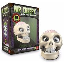 Mr Creepy La Calavera Mentalista Genial Mira Video Tv Jiujim