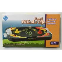 Tejo Y Futbol Dos En Uno El Duende Azul - Tuni 6022