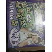 Juego De Loteria De Violeta