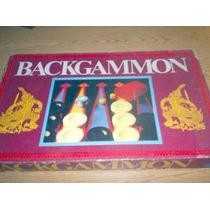 Juego Backgamon