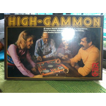 High-gammon (backgammon Para 2,3 Y 4 Jugadores)