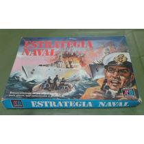 Juego De Mesa Estratega Naval Retro 80s Ingenio Y Estrategia