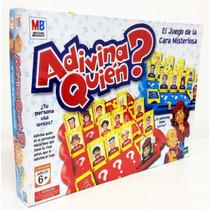 Adivina Quien? Edicion Clasico Juego Mesa Original Hasbro