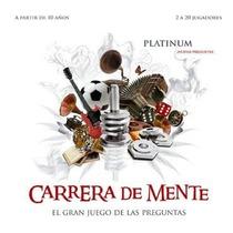 Carrera De Mente Platinum Original Ruibal !