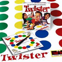 Juego De Mesa Twister (6 Años) Hasbro / Zona Devoto