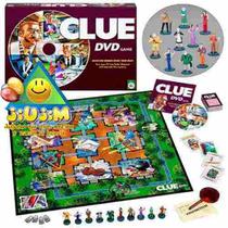 Clue Dvd Original Hasbro Oferta Jiujim
