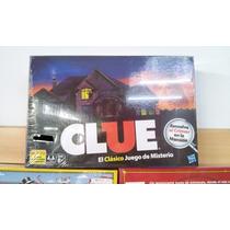Clue Quién Es El Culpable? Hasbro. El Mejor Precio Lejos!