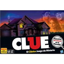 Clue El Clasico Juego De Misterio Juguetería El Pehuén