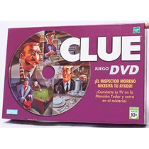 Clue Dvd Original Hasbro.