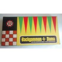 Juego De Mesa Ruibal Backgammon Damas
