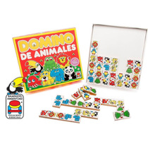 Domino Animalitos Infantil Banquito Argentino En La Plata