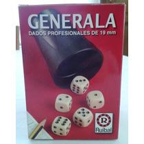 Generala, Juego De Dados, Juego De Mesa, Ruibal