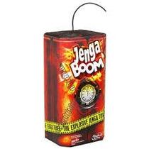 Juego Mesa Jenga Boom Contra Reloj Original.