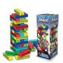 Avengers Torre Movediza Tipo Jenga Para Niños Lic.original