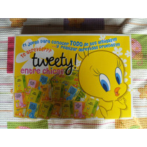 Tweety Entre Chicas