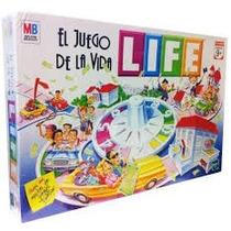Life El Juego De La Vida Juego De Mesa Hasbro Tv