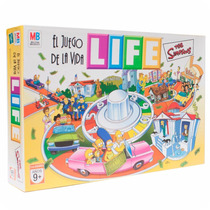 Life Simpsons El Juego De La Vida Original Hasbro Sipi Shop