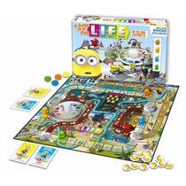 Life Minions El Juego De La Vida Original Hasbro Mundomanias