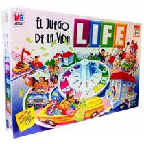Juego De La Vida Life Original Hasbro Toyco