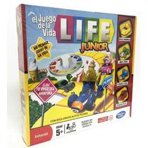 El Juego De La Vida Life Version Junior Original Hasbro