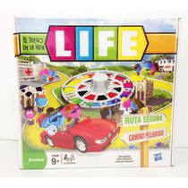 El Juego De La Vida Life Version Reducida Original Hasbro