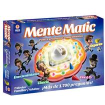 Mente Matic El Autentico Con Cubilete Automatico Original