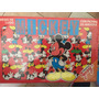 Juego Ludo Mickey Mouse- Con Fichas De Madera