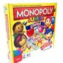 Monopoly Junior Fiesta De Hasbro Original X Local Fact A Y B