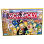 Monopoly The Simpsons ! Original Hasbro