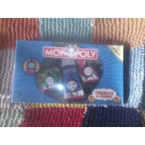 Juego Monopoli De Thomas & Friends