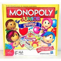 Juego Monopoly Junior Zap 12041