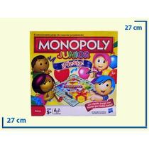 Monopoly Fiesta Junior Original Hasbro- Envío Gratis Caba