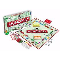 Monopoly Clasico Edicion Familiar Hasbro Original